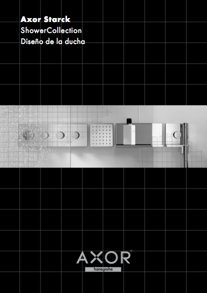 hansgrohe catalogo starck shower collection